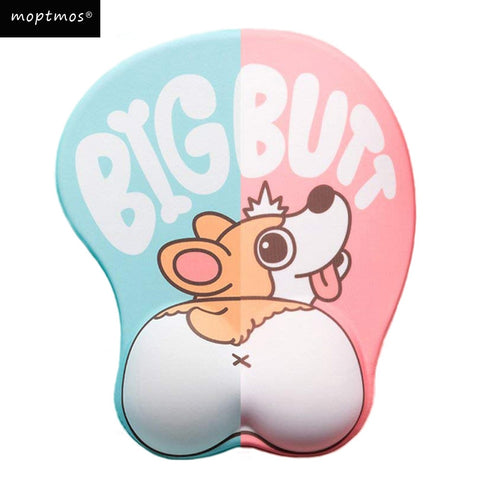 Cute Corgi Dog Mouse Pad - Animax Pet Shop
