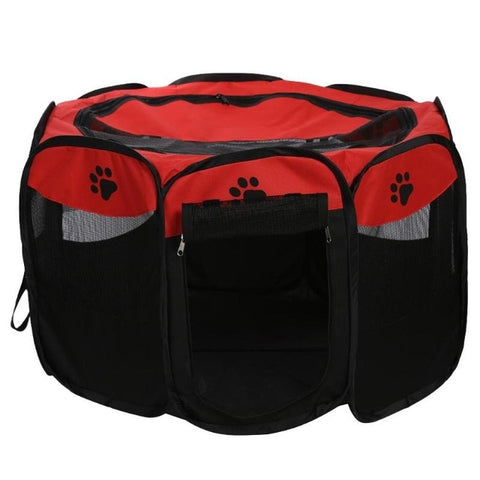 Portable Pet Tent - Animax Pet Shop