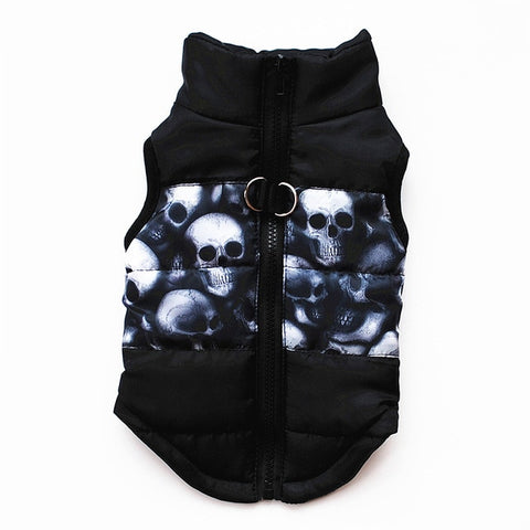 Warm Pet Jacket - Animax Pet Shop