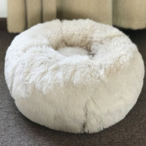 Deluxe Plush Bed - Animax Pet Shop