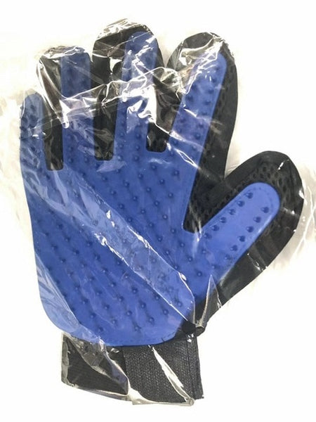 Pet Shedding Grooming Gloves (Buy 1 Get 2) - Animax Pet Shop