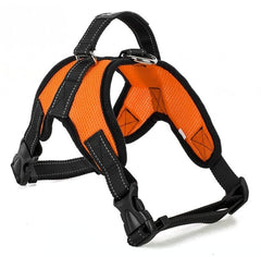 Breathable No-Pull Dog Harness
