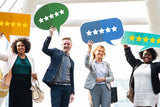 Ecommerce advice: how customer reviews can help build your brand, and how to get them
