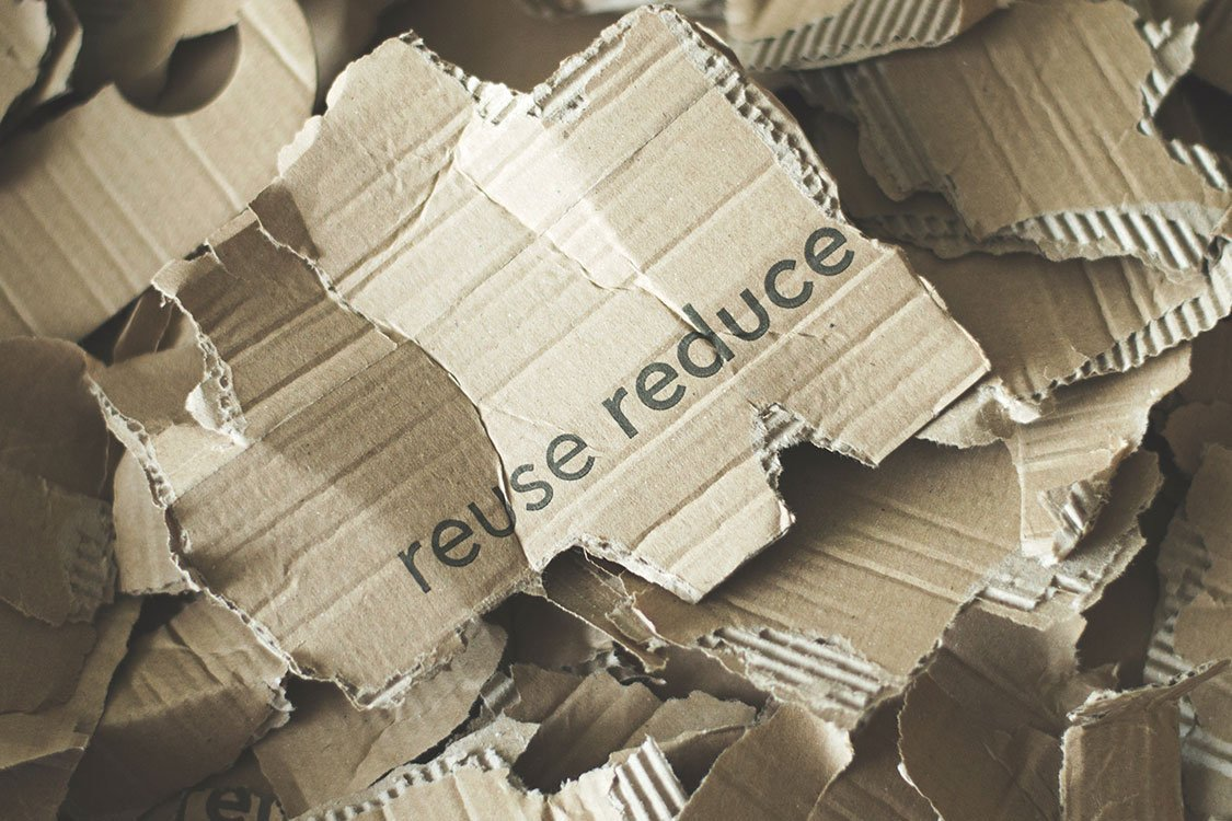 how to recycle and reduce packaging packaging that is free from plastic