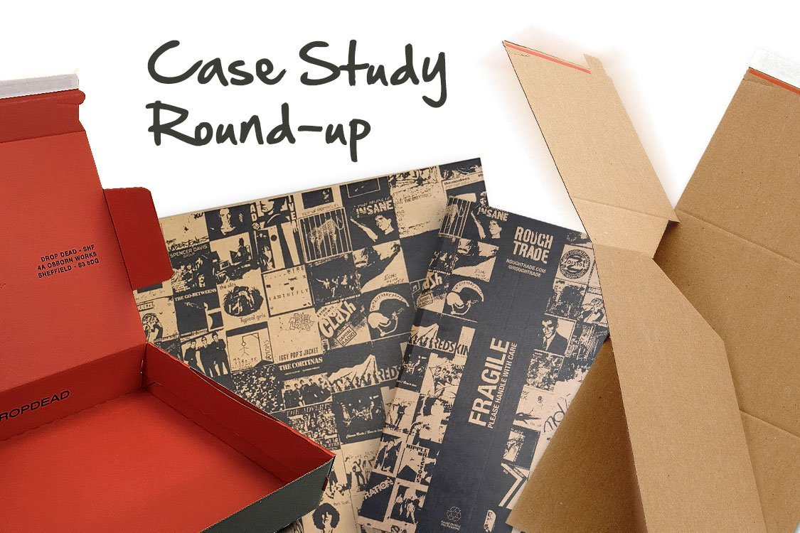 Case study roundup - five neat examples of creative custom postal packaging