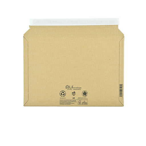 Cardboard Envelopes 334 x 234 mm (Lil A2)
