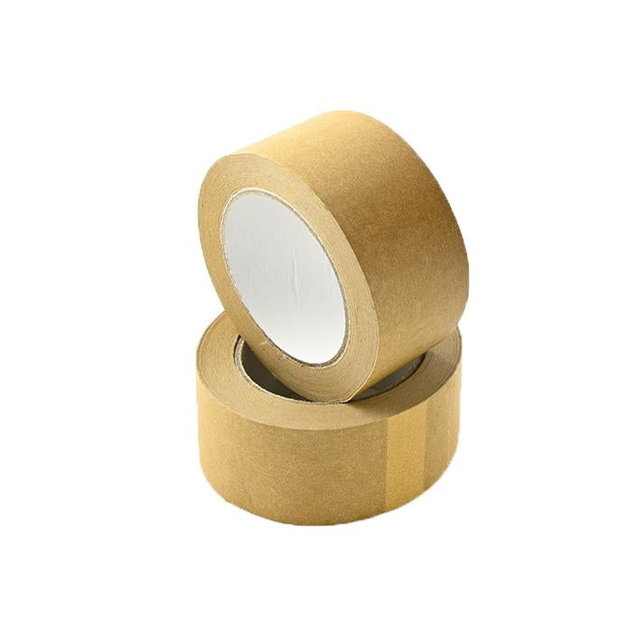 eco friendly packing tape - organic natural rubber based glue - very sticky, perfect for packing orders
