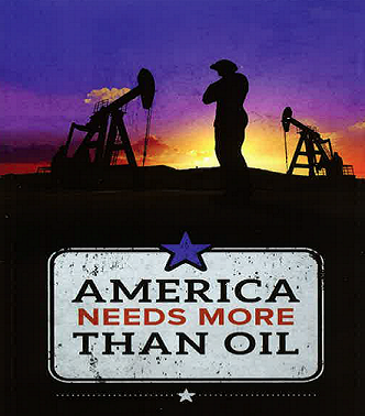America Needs More than Oil (25/pkg)