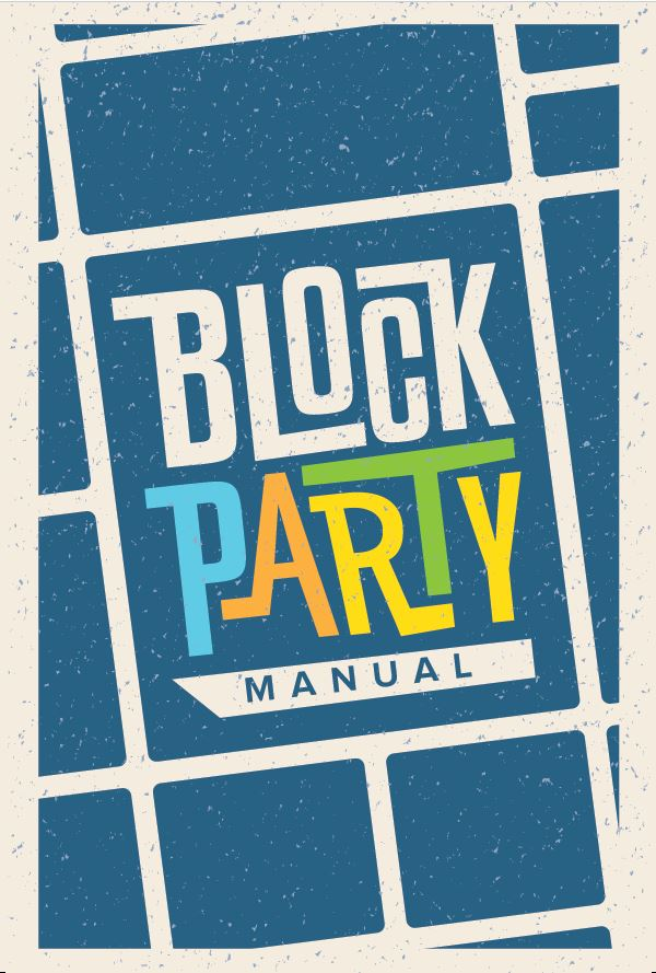 Block Party Manual (50/pkg)