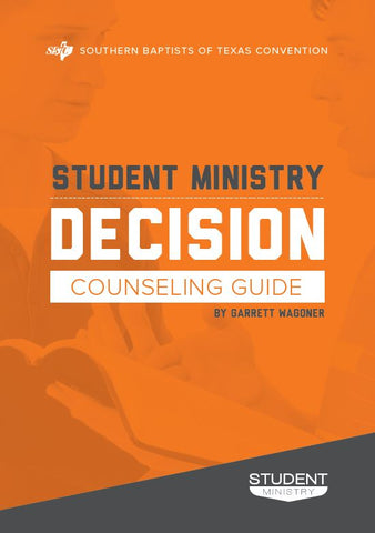 Decision Counseling Guide (50/pkg)