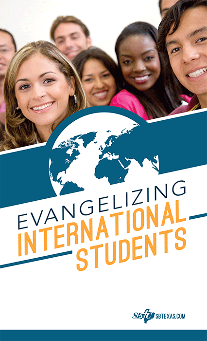 Evangelizing International Students