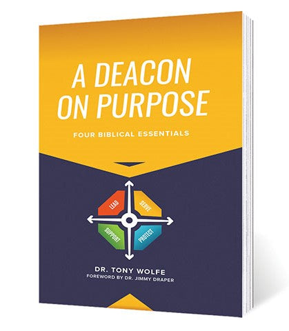 A Deacon on Purpose (5/pkg)