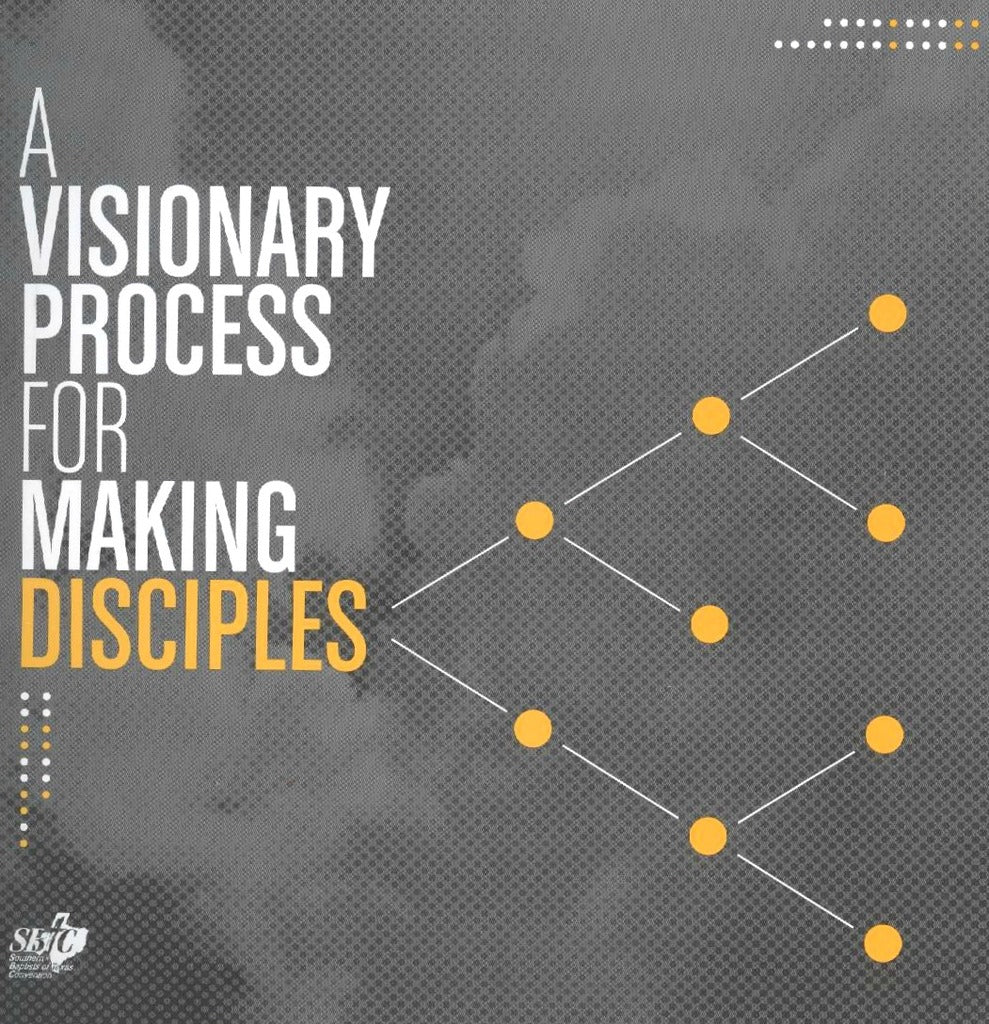 A Visionary Process for Making Disciples (2/pkg)