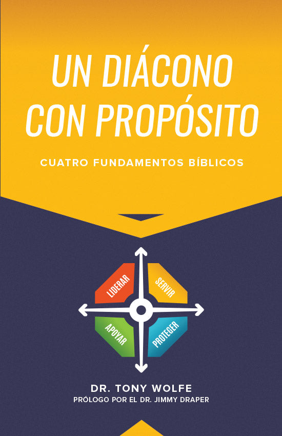 Un diácono con propósito (5/pkg) - A Deacon on Purpose