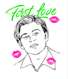 Affiche « FIRST LOVE » - Tamelo boutique