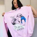 Crewneck The Notebook unisexe - Tamelo boutique