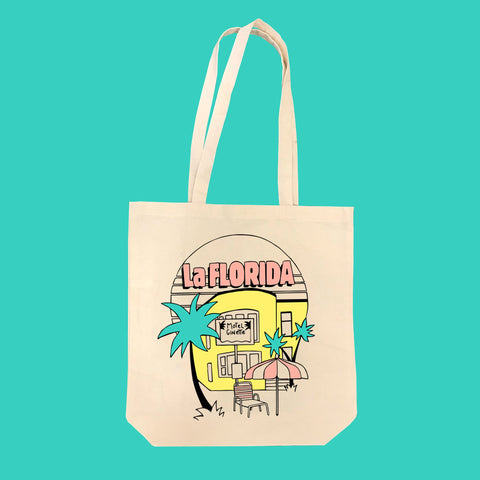 Tote bag LA FLORIDA