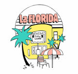 Tote bag LA FLORIDA - tamelo boutique