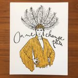 Affiche « On ne change pas » -