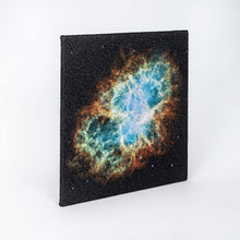 Load image into Gallery viewer, Deep Space Journey - Set of 8 embroidered canvases