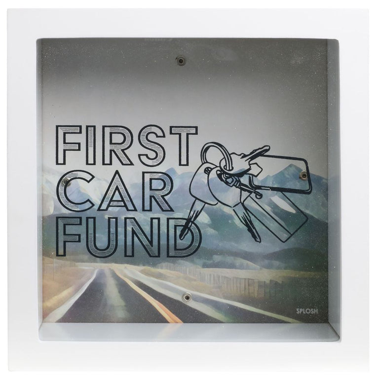 First Car Fund Change Box