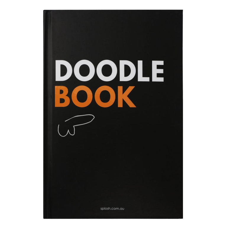 Doodle Book Journal