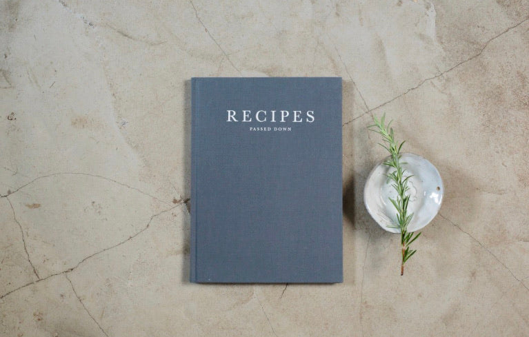 Recipes Passed Down - STONE