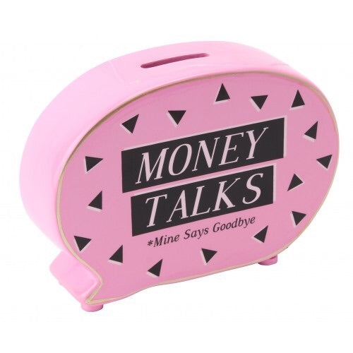 Sweet Tooth Money Talks Money Bank