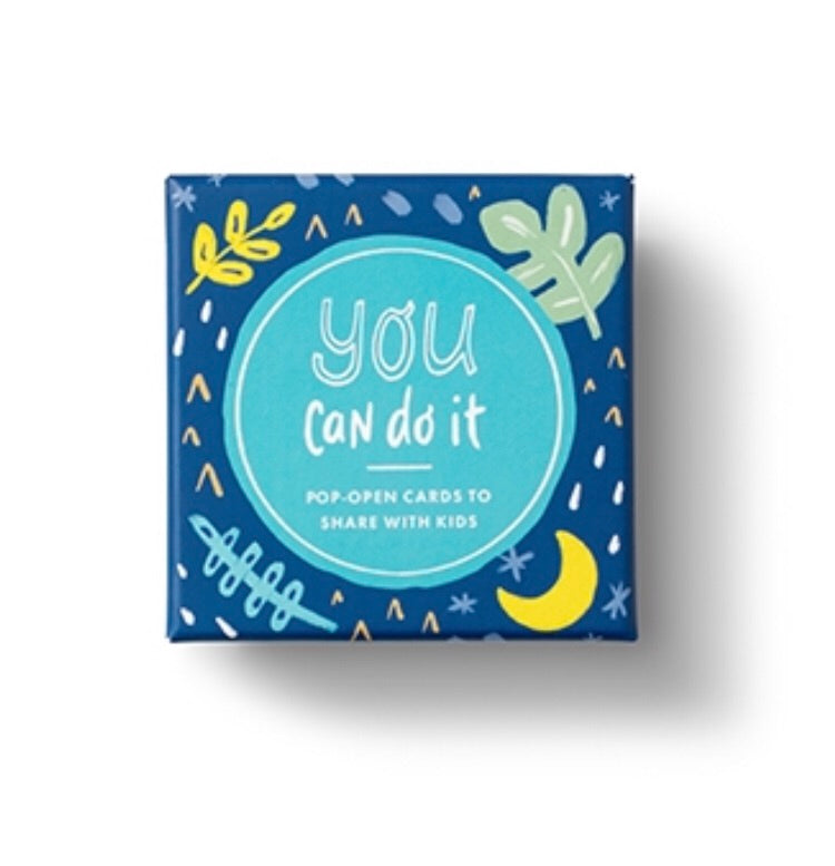 You Can Do It - Kids ThoughtFulls