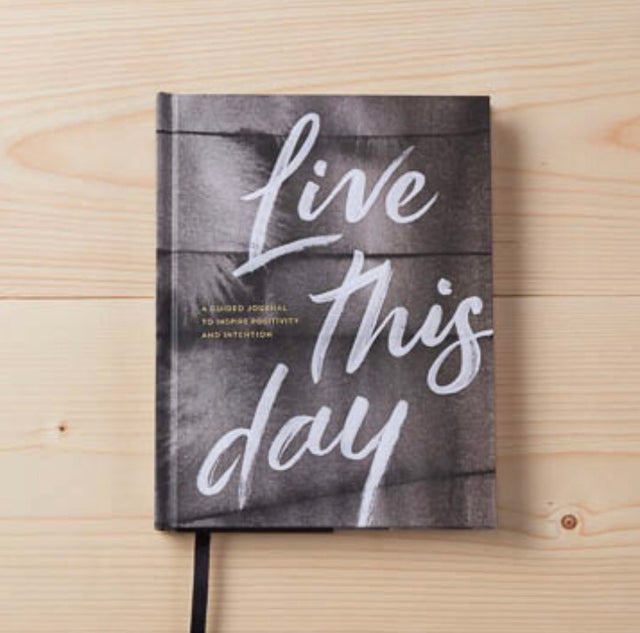 Live This Day - Journal