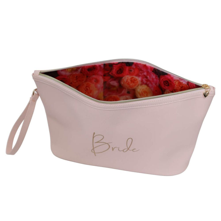 Bride - Cosmetic Bag Large