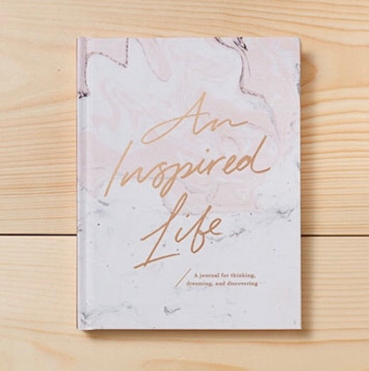 An Inspired Life - Journal