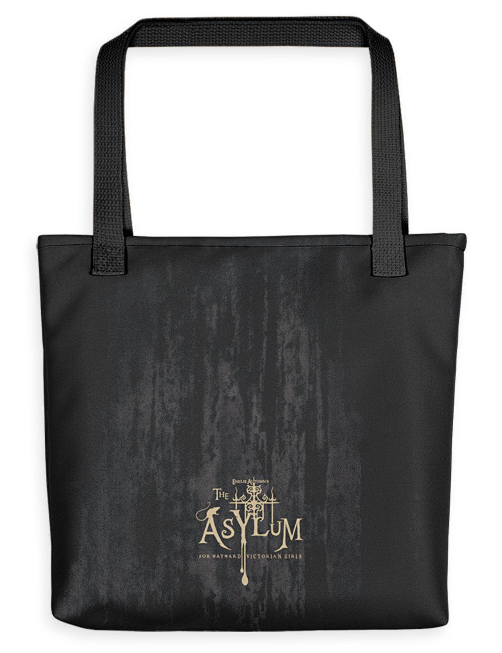 Asylum Gaslight Luxury Tote Bag - The Asylum Emporium