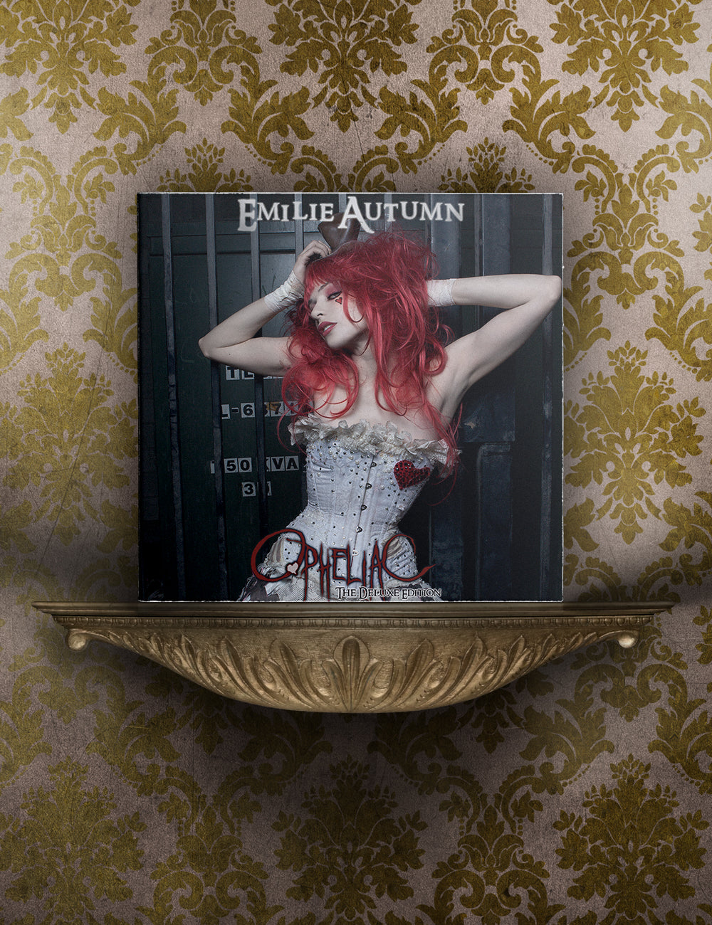 Opheliac: The Double Disc Deluxe Edition (MP3 Download)