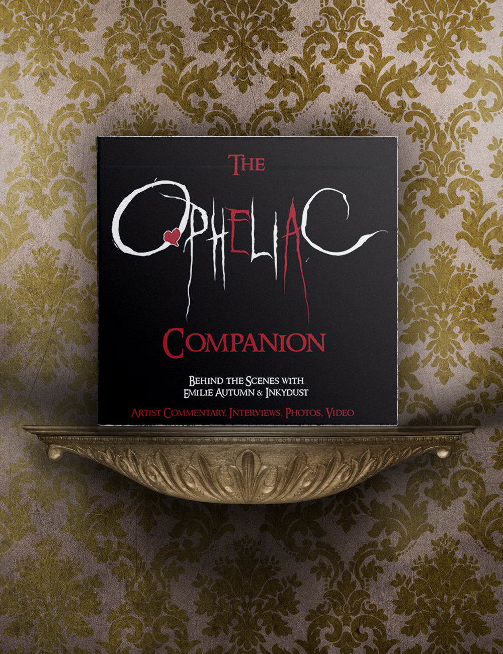 The Opheliac Companion | MP3 Download - Asylum Emporium