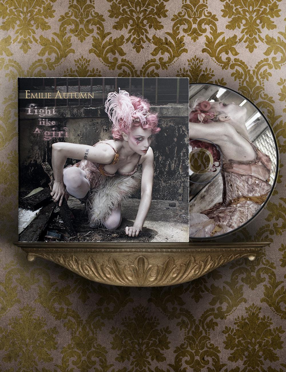 Fight Like A Girl Limited Edition Album & Download - The Asylum Emporium