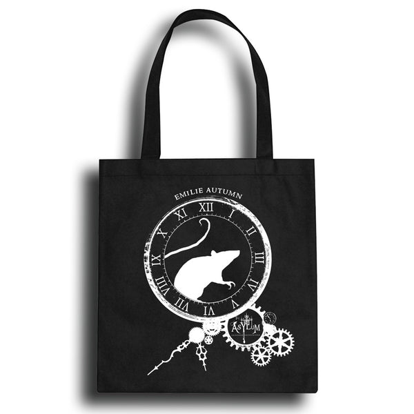 """Rat Clock"" Tote Bag"