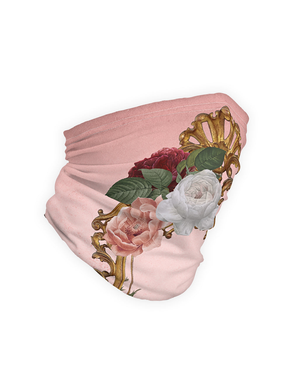 Royal Garden Face Covering | Pink - Asylum Emporium