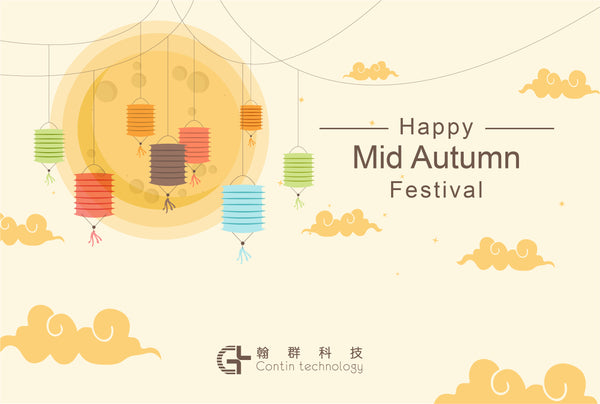 HAPPY MID-AUTUMN FESTIVAL!
