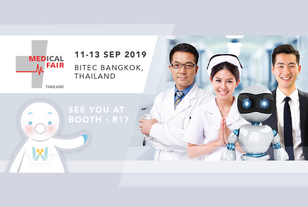 MEDICAL FAIR THAILAND 2019