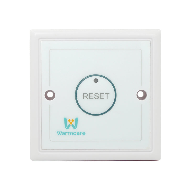 Reset Button (Wall Mount)
