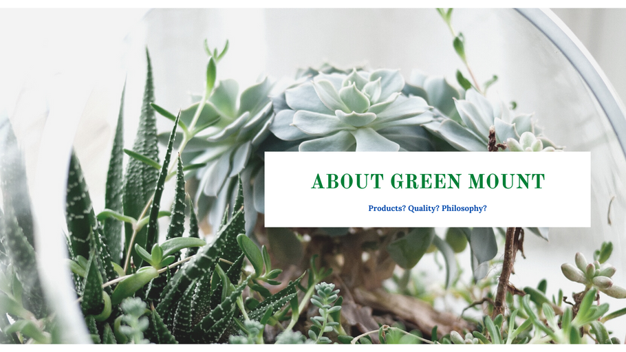 Together To Know More About Green Mount