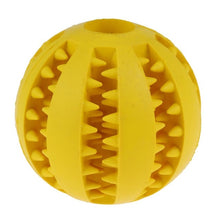 Load image into Gallery viewer, 5/7 cm Rubber Ball Chew Toy
