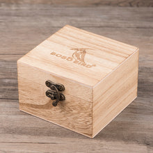 Load image into Gallery viewer, BOBO BIRD Wooden Chronograph Military Quartz Watches in Wood Gift Box