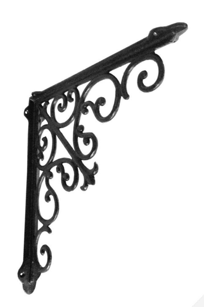 Victorian shelf bracket Large - My Country Home and Garden