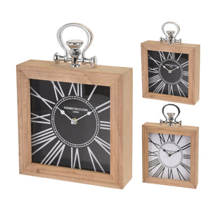 Chronius Table Clock, Square