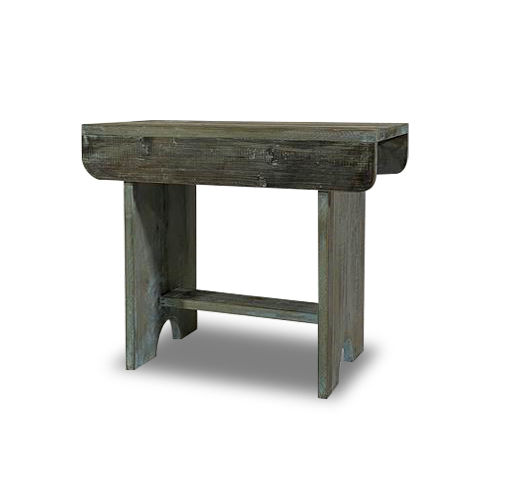 Dark Wooden Stool