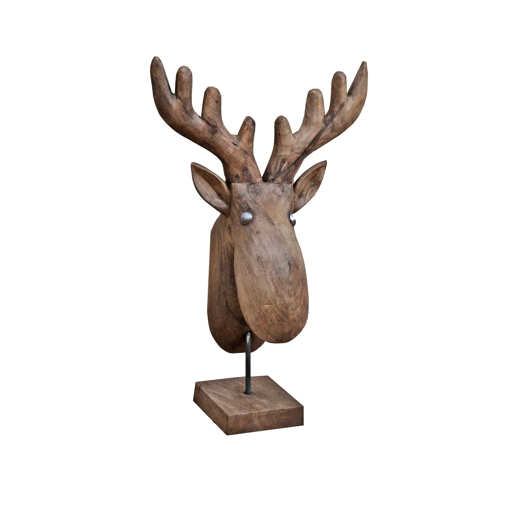 Larry Moose Statuette, Small