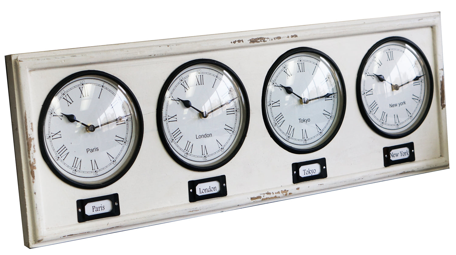 World Clock Panel