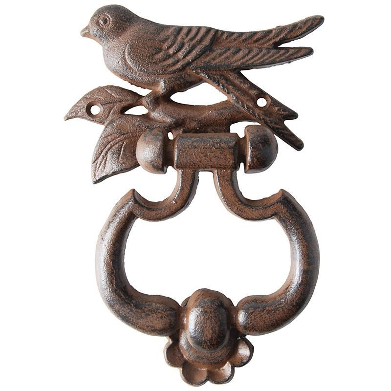 Bird Silhouette Door Knocker